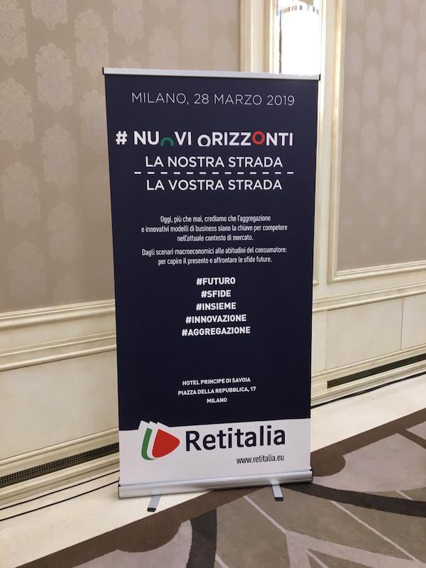 #NUOVI ORIZZONTI - Milano, 28 marzo 2019