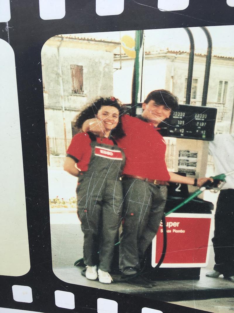Lorenza e Alessandro 1 maggio 1990