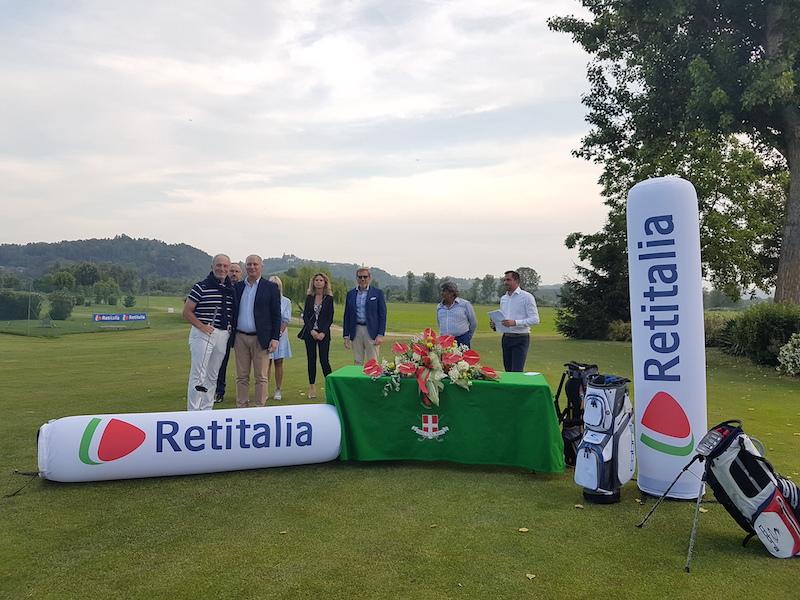 Amministratore Delegato Dario Falchi_Premiazioni Retitalia Cup_Golf Club Città di Asti
